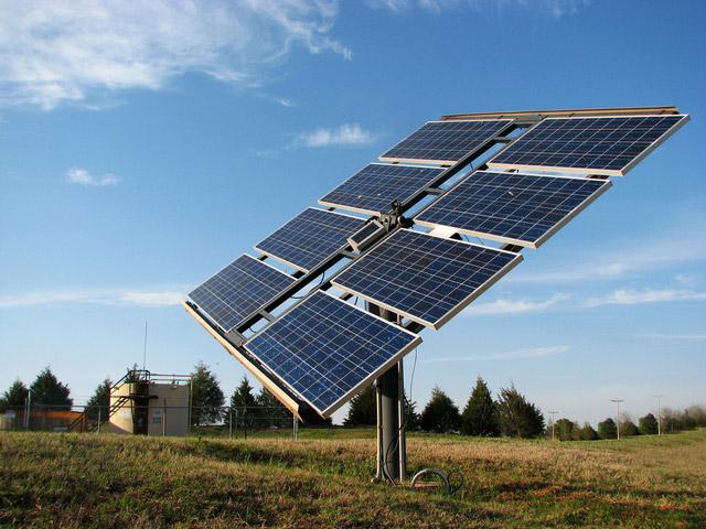 panneau solaire pour une énergie verte